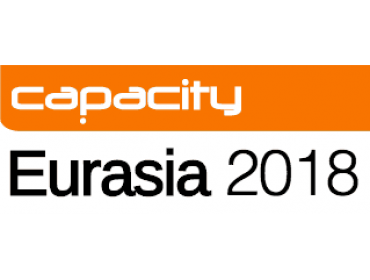 Meet us at Capacity Eurasia 2018