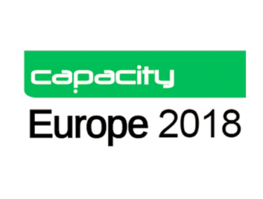 Meet us at Capacity Europe, in London. You can find us at table nr. 22.