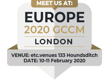 Meet us at Europe 2020 GCCM London